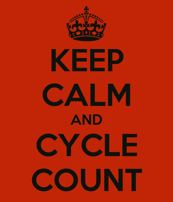cycle count Why and how to do cycle counting 5/7/2013 you can't manage inventory properly if the counts are not correct in your system good counts bring better inventory management.