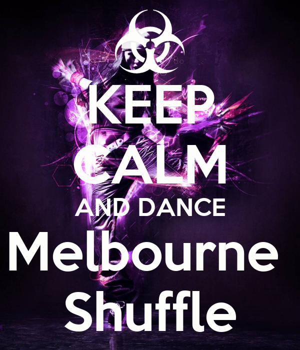 How to Melbourne Shuffle