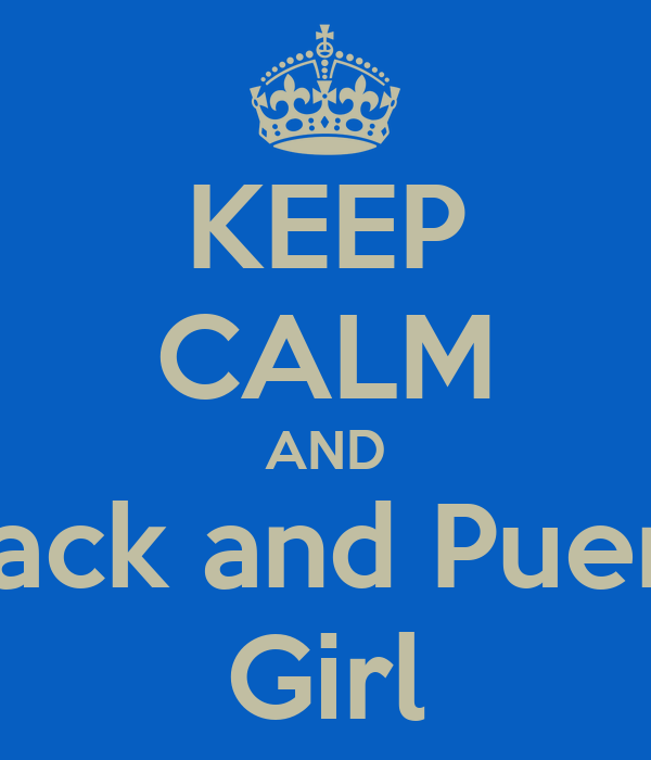 Dating puerto rican girl