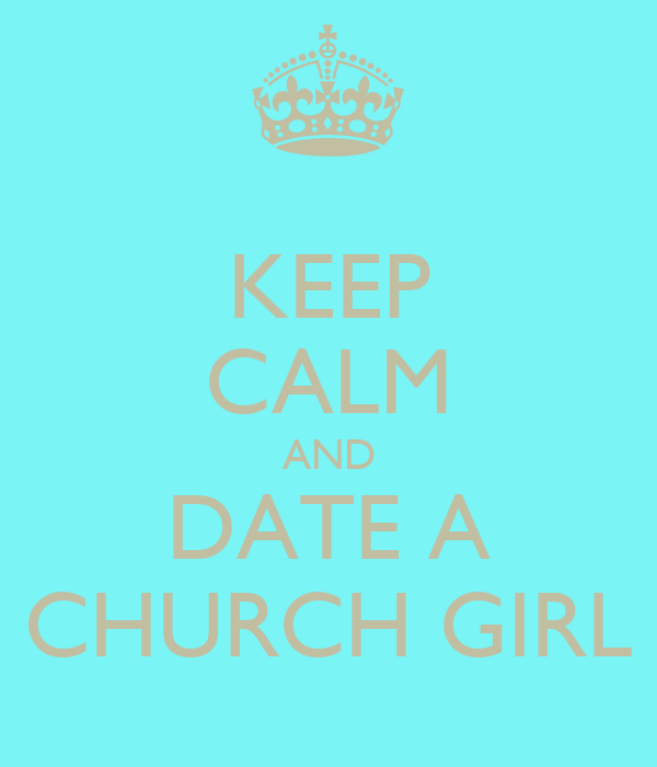 dating a church girl