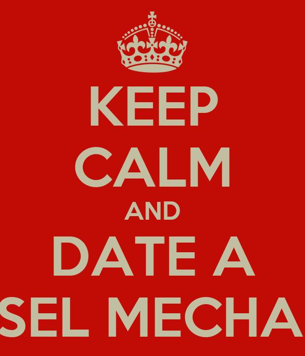 dating a diesel mechanic