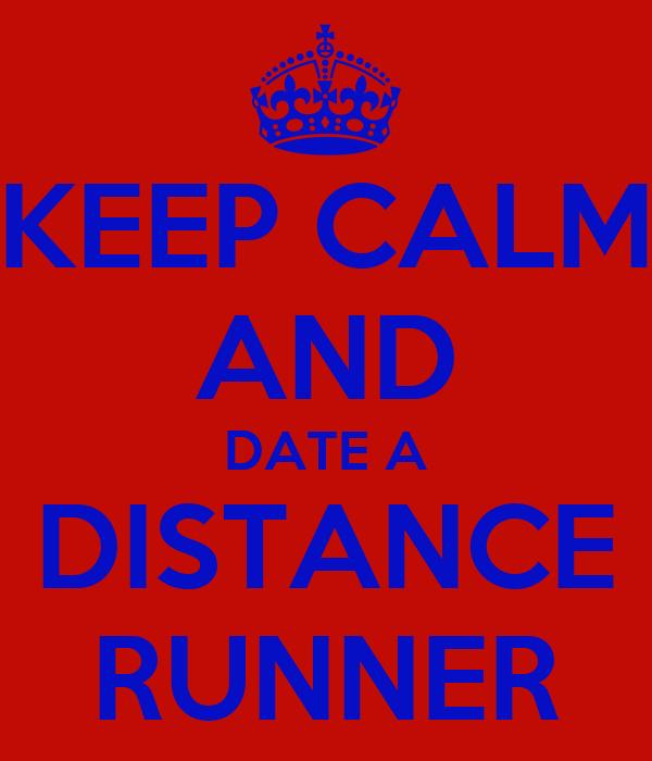 distance runner dating