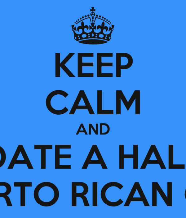 dating Puerto Rican