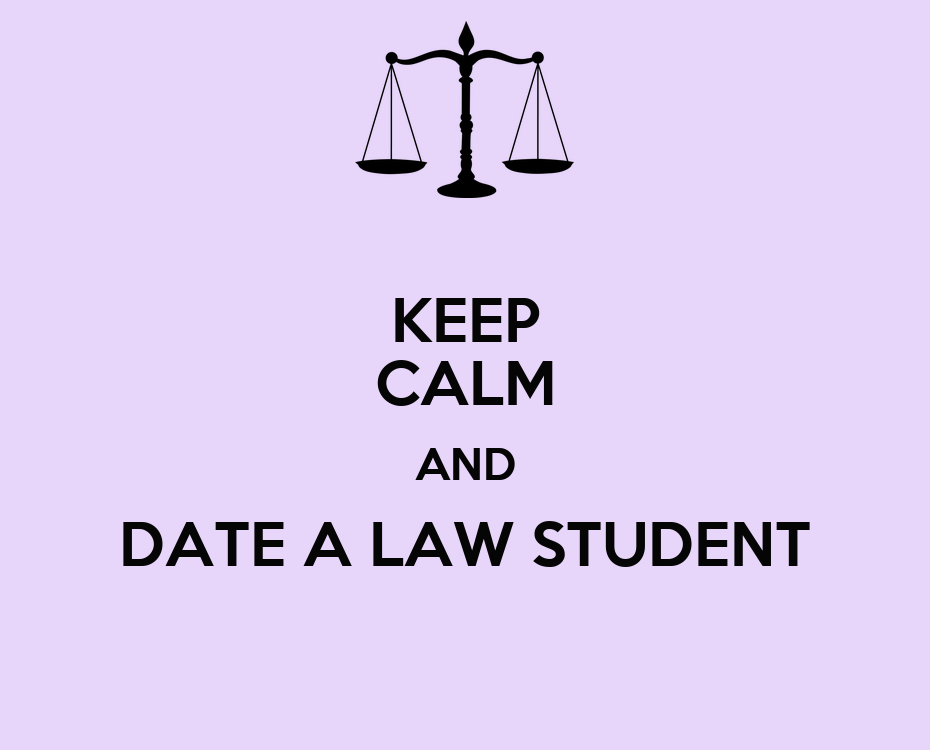 Dating site for law students