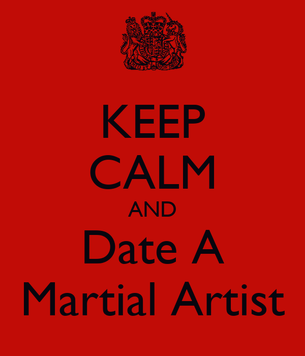 martial artist dating