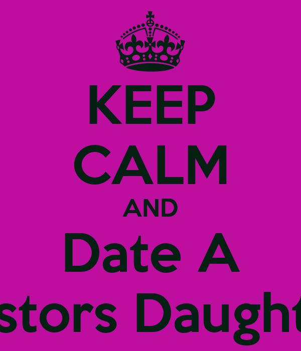 dating a pastors daughter