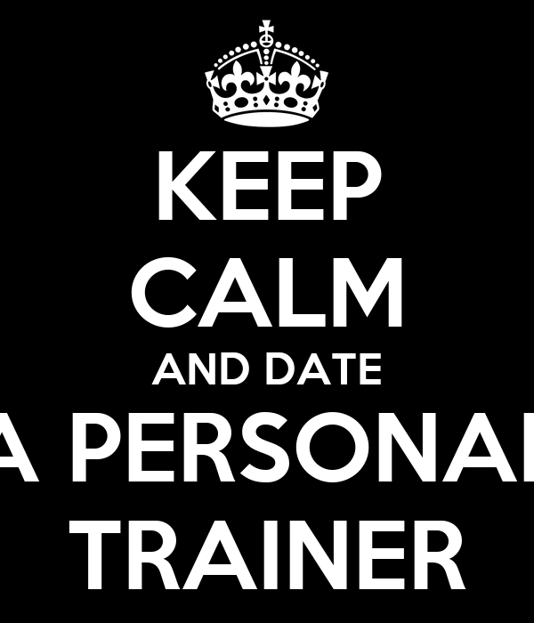 Personal training dating