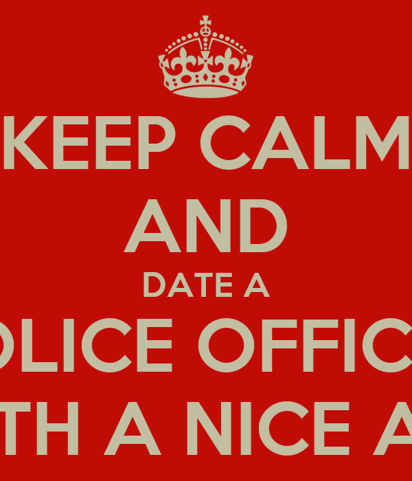 What it like dating a police officer