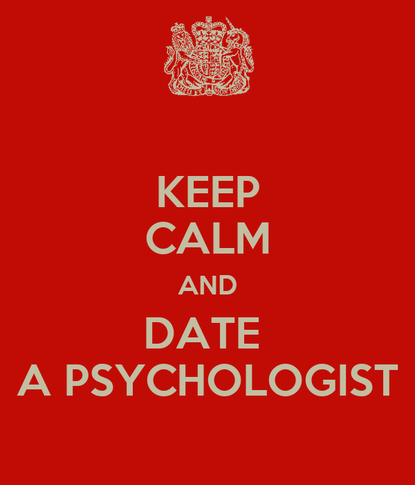 Dating a psychologist