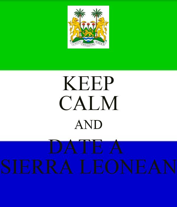 Sierra leonean dating