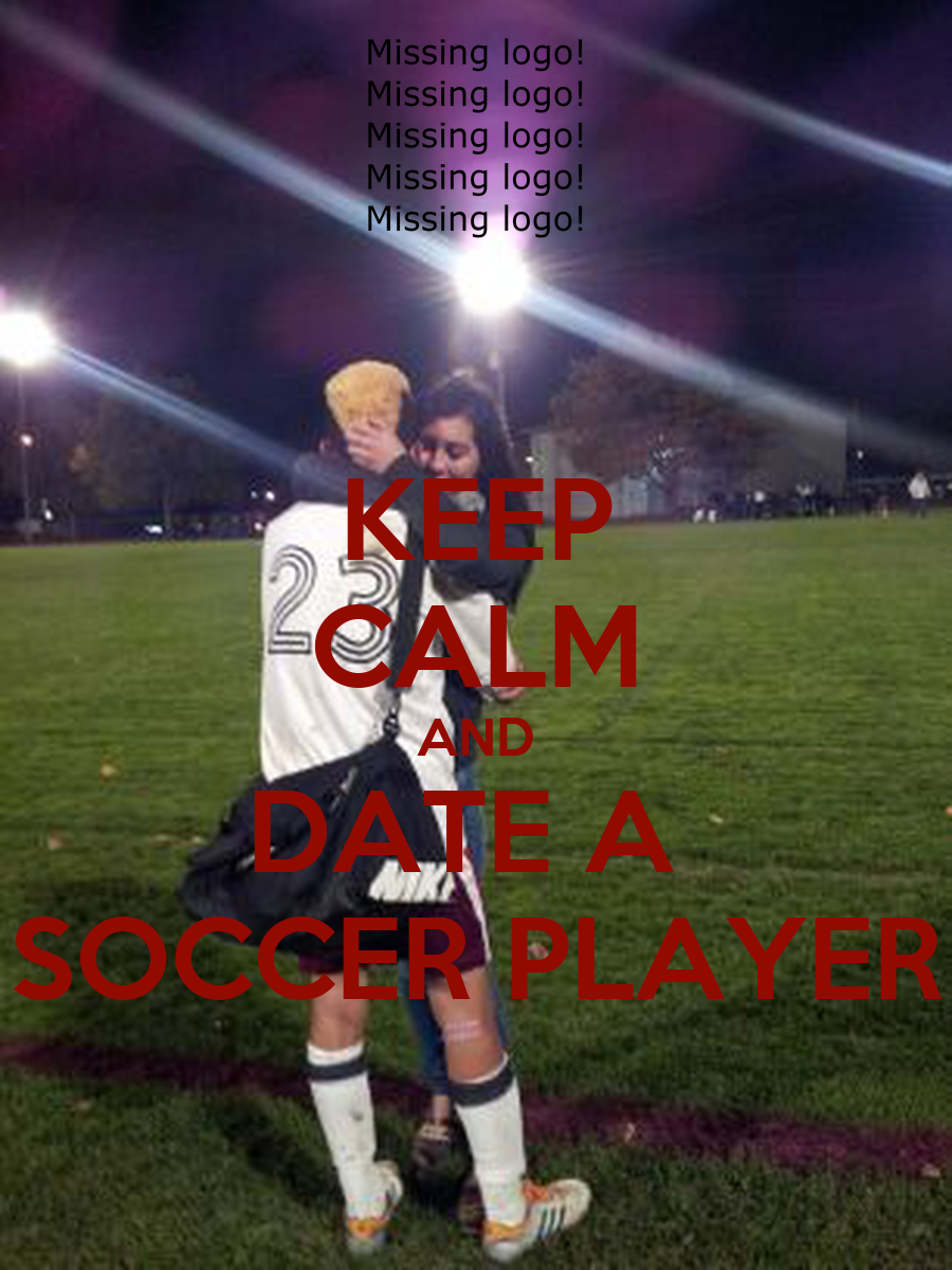 Dating soccer player quotes
