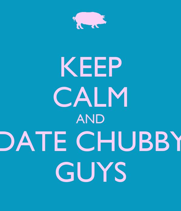 Dating bigger guys