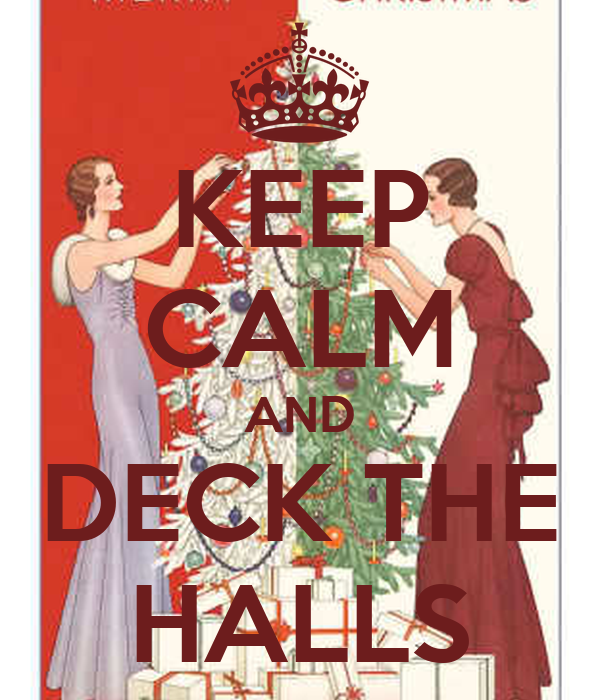 deck the halls deutsch