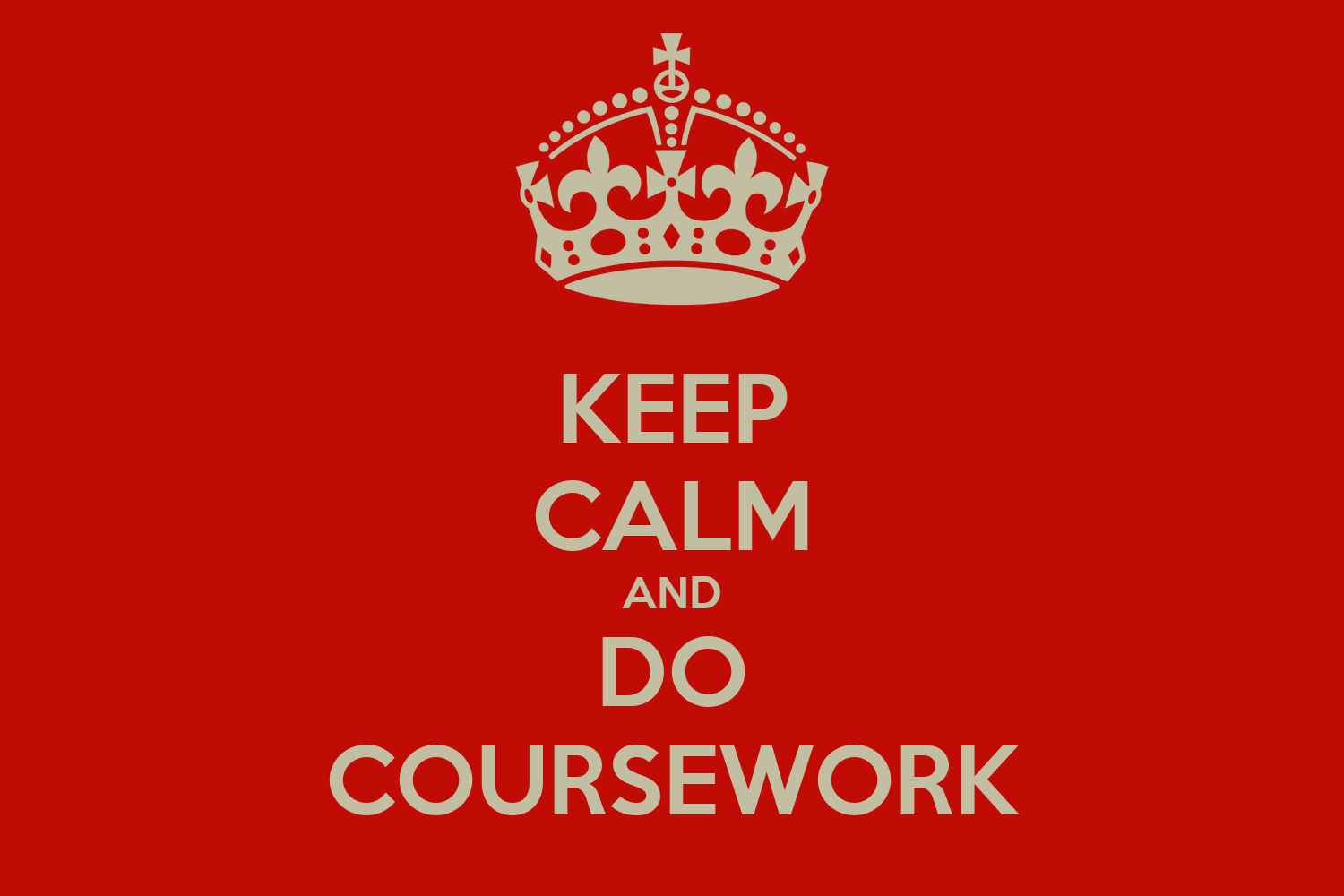 Courseworl