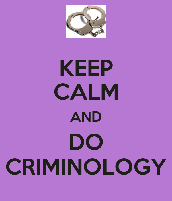 personal statement psychology and criminology