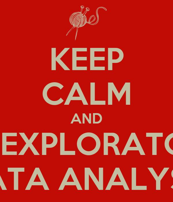 Data Analysis Wallpaper Exploratory Data Analysis