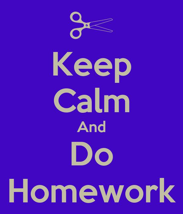 how to do keep calm
