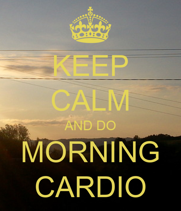 Morning Cardio Pictures, Photos, and Images for Facebook, Tumblr ...