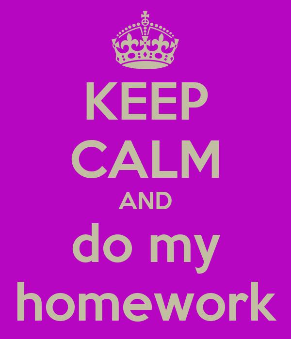 Do my homework uk