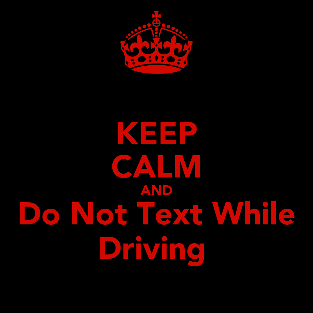 """do not text and drive Texting and driving must be stopped, and heavy fines must be levied to send a clear message"""" let's be proactive about texting while driving before it is too late james b ewers jr edd is a former tennis champion at atkins high school in winston-salem and played college tennis at johnson c smith university, where he was all-conference."""