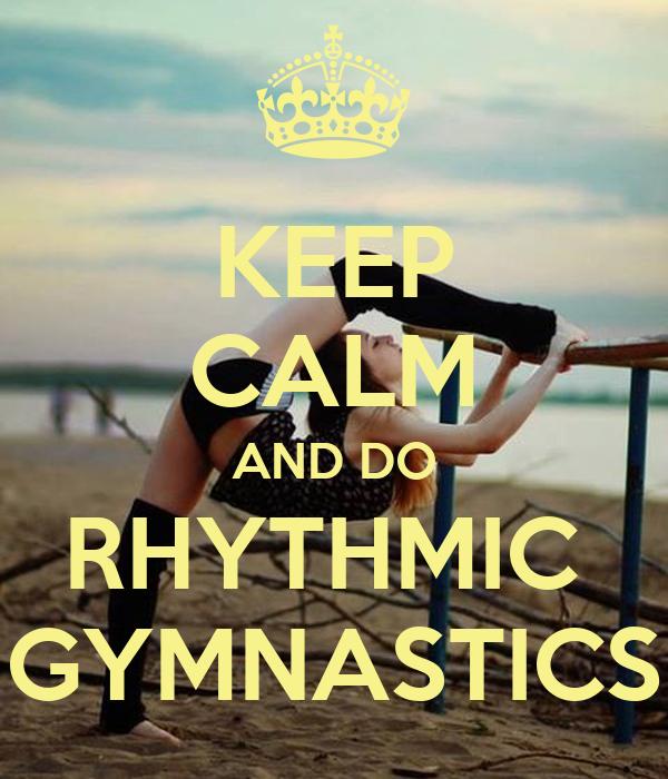 KEEP CALM AND LOVE GYMNASTICS Poster | gymnasticslover ...  |Keep Calm Gymnastics