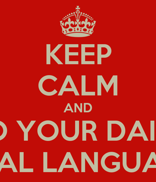 Oral Language For Daily Use 21