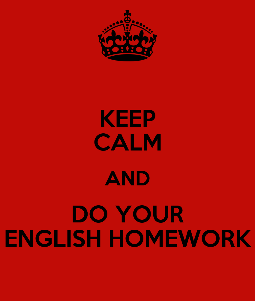 i need help with my english homework Just send your 'i need help with my homework' request and we will do the rest ordering and paying for an assignment has never been so safe and simple: just leave your request and we will do the rest, while you will enjoy your free time and all the pleasures of student years.
