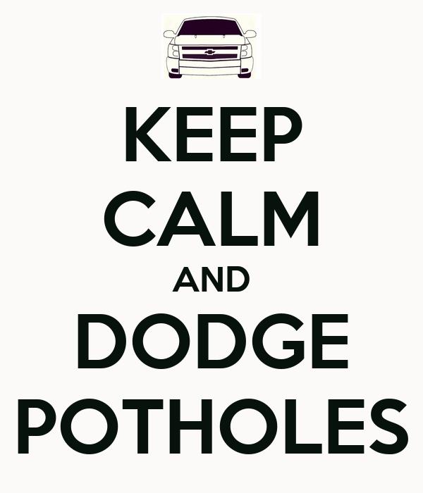 calm  dodge potholes poster dakota  calm  matic