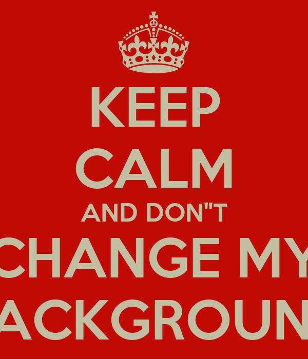 how to change my whatsapp background