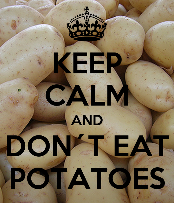 how to keep popatoes for a year