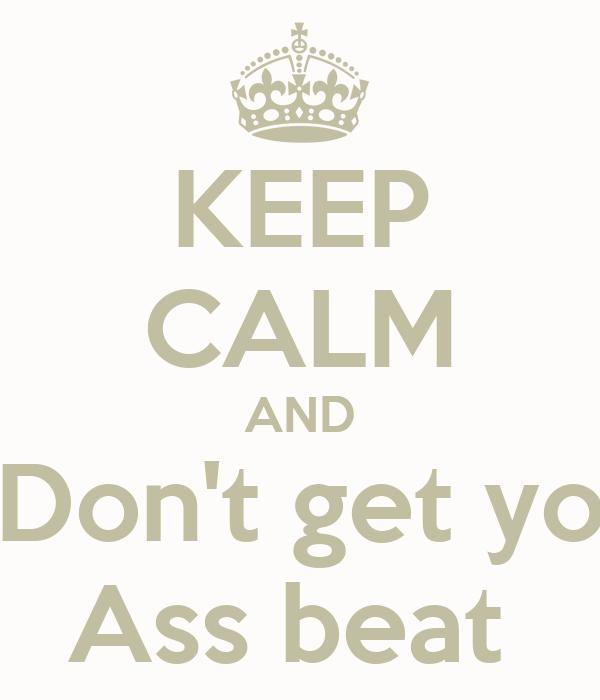 Ass Beat 34