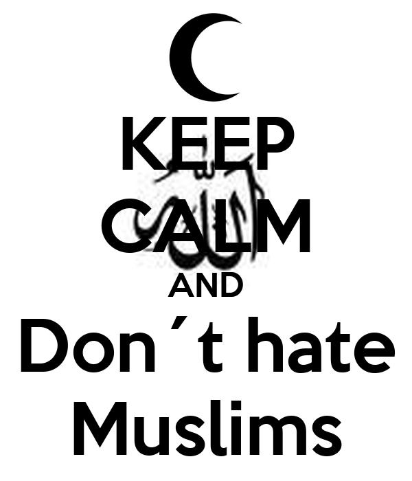 i hate muslims - photo #7