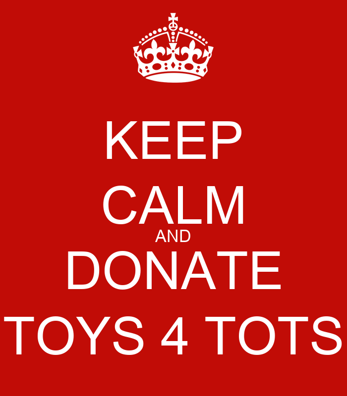 Toys For Tots Pdf : Keep calm and donate toys tots carry on