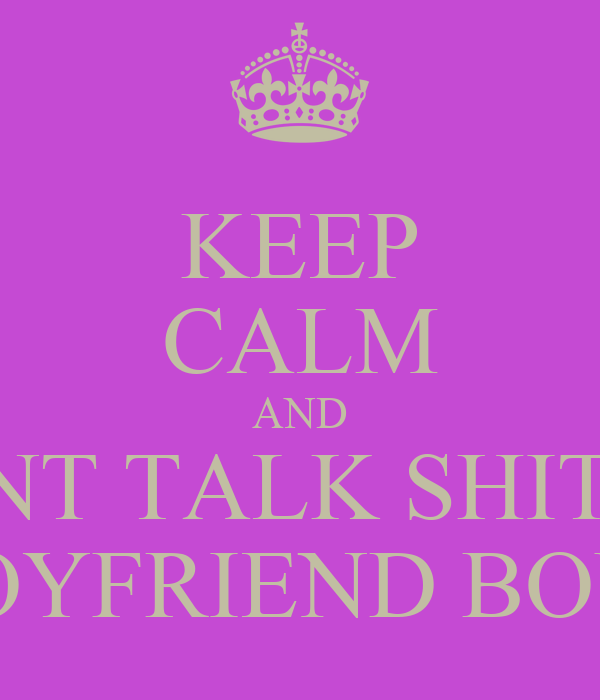 what to talk about with my boyfriend