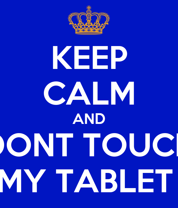 Don't Touch My Pad 360...