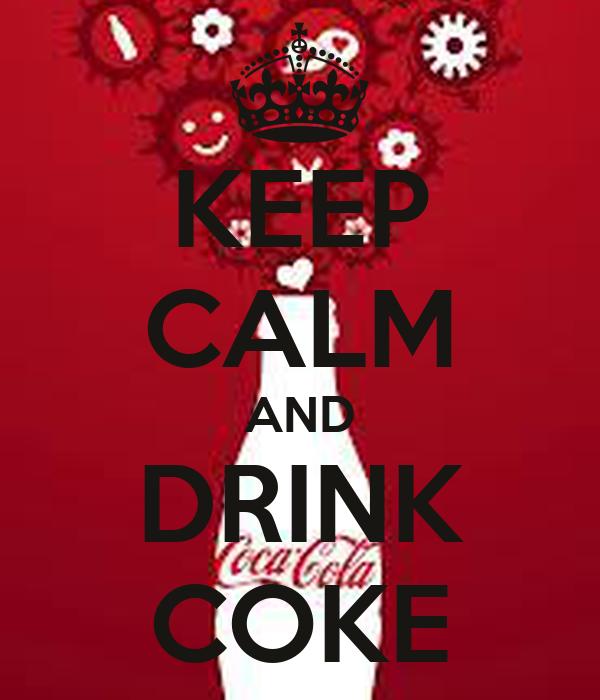 how to keep coke dry