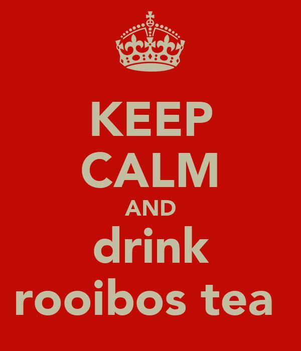 Baby Drink Rooibos Tea