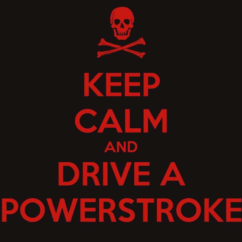 Powerstroke Logo Wallpaper And drive a po... powerstroke