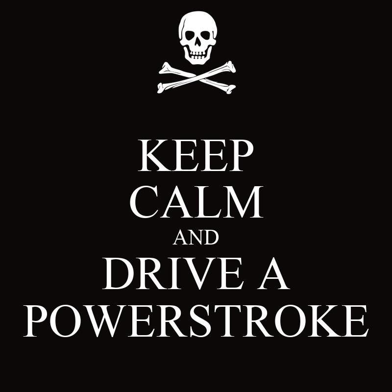 Powerstroke Logo Wallpaper Powerstroke lo