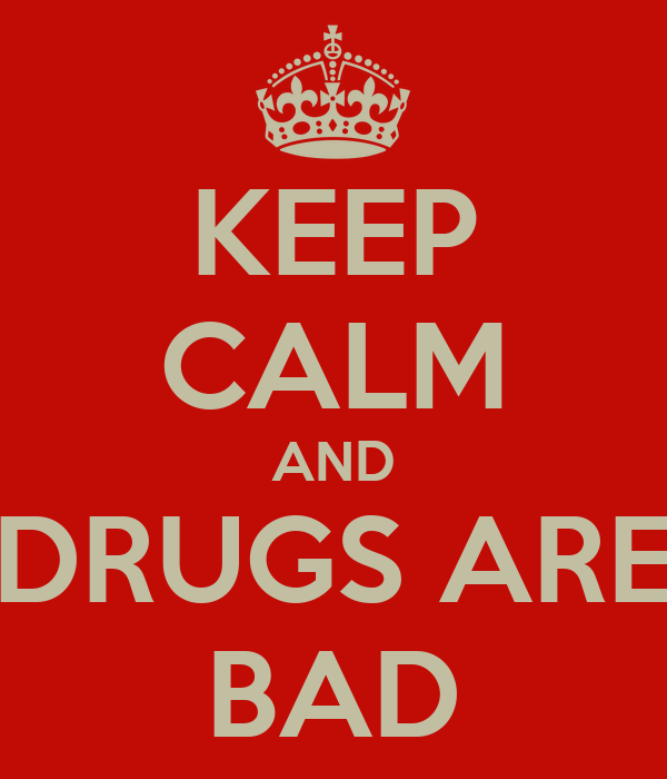 why are drugs bad for you essay