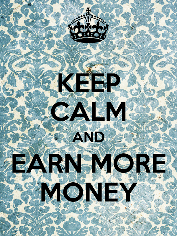 How to earn more money from home jobs