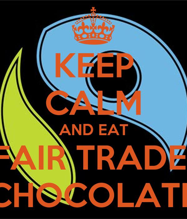 how to make fair trade chocolate