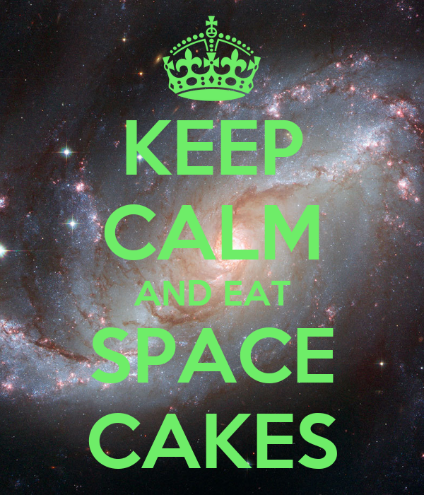 Space Cakes For Sale Uk