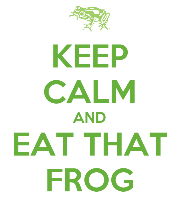 Summary of Eat That Frog