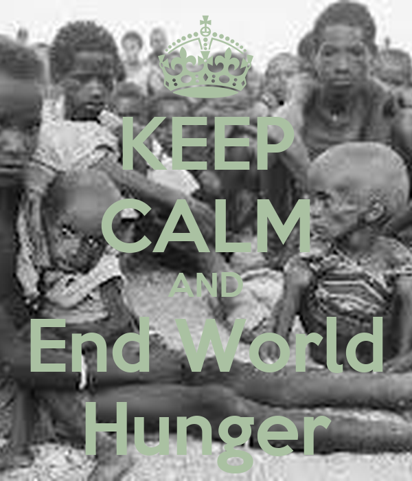 essays on hunger in the world Hunger in haiti essay solving hunger problem is vital for world but there are still many problems demanding prompt solution in food supplies in the world.