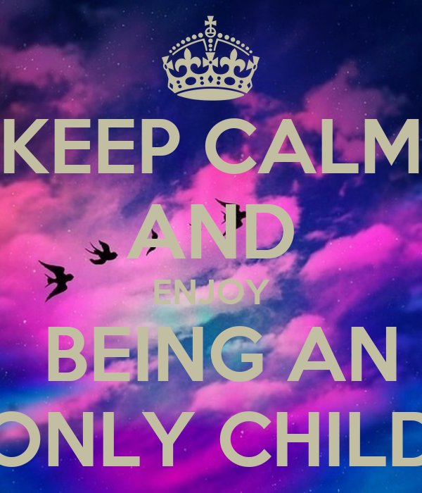 an only child is a lonely child essay