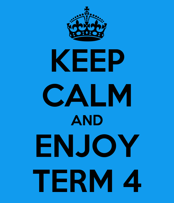 Image result for term 4!