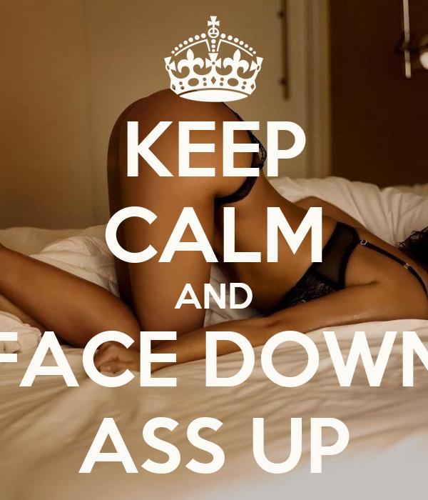 Face Down Ass Pics