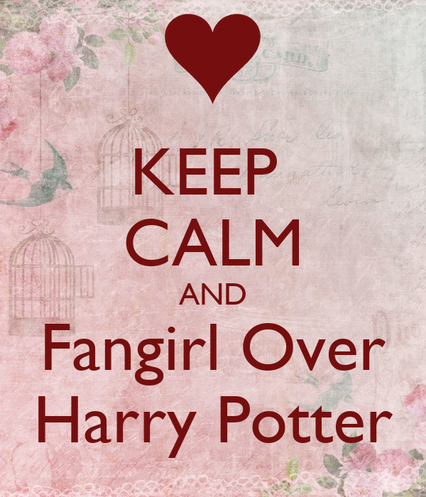 harry potter fangirl - photo #44