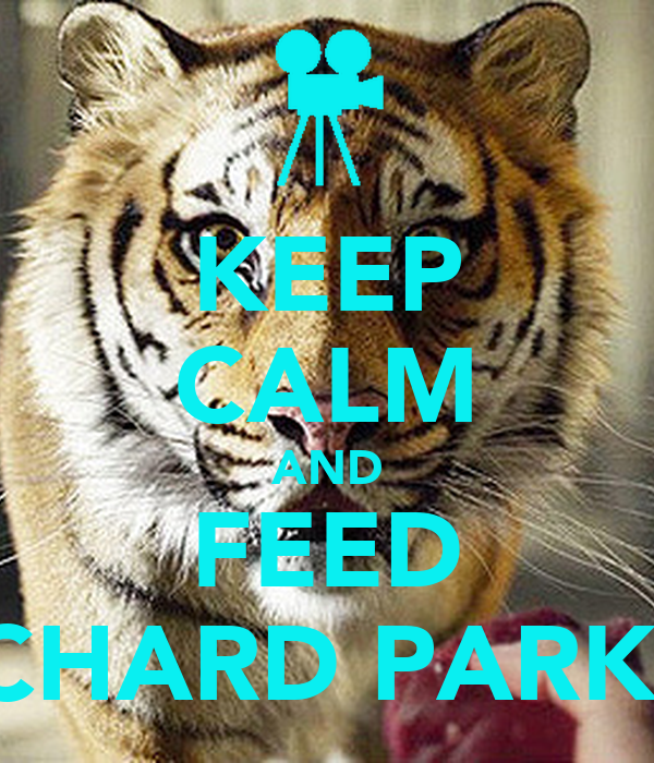 Keep calm and feed richard parker poster matildelopes543 for Who is richard parker